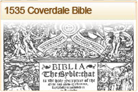 1535 Coverdale Bible